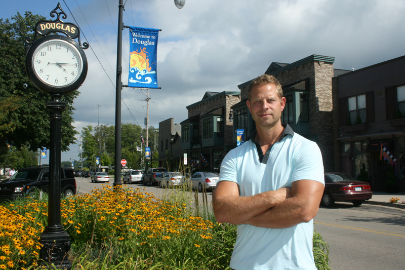 Should two towns become one? Merger question moves to Saugatuck-Douglas