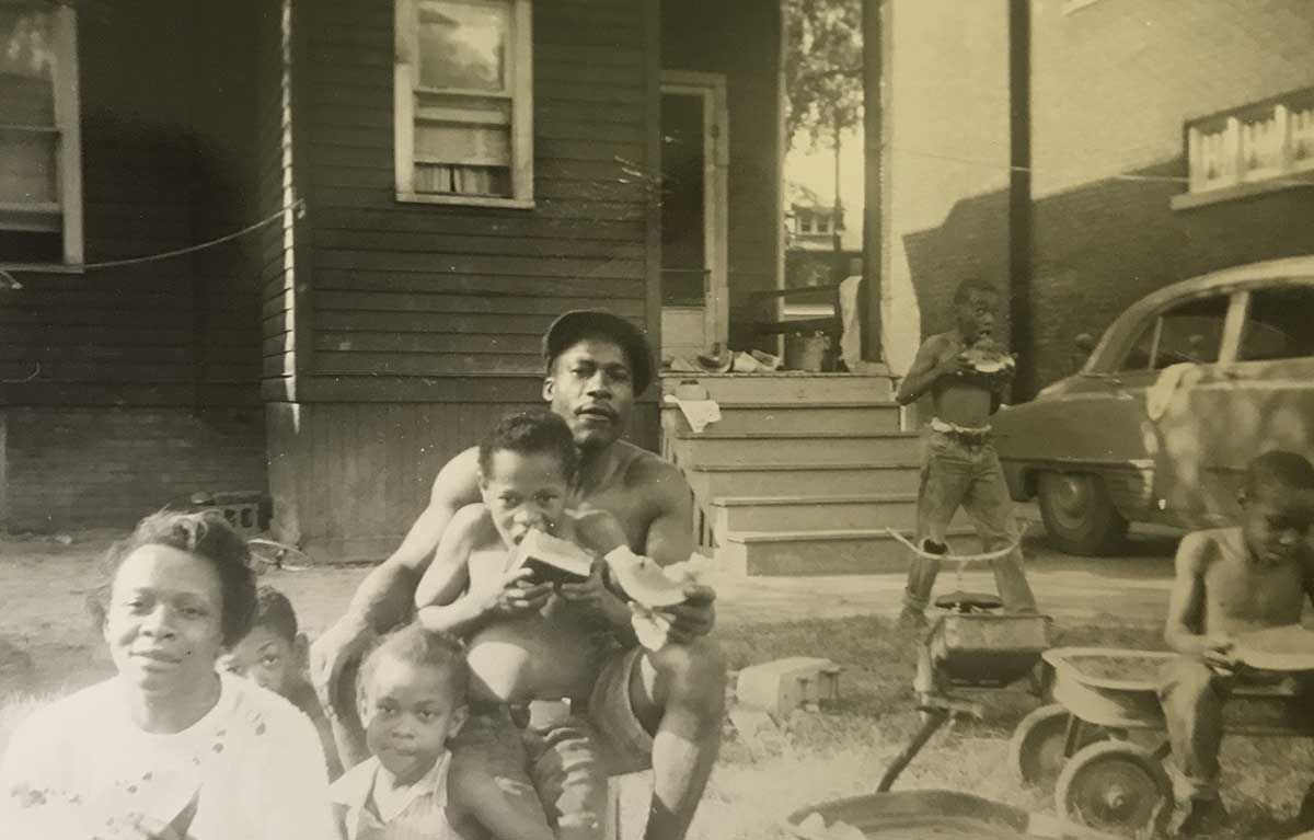 pollard family