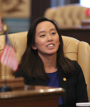 State Sen. Stephanie Chang