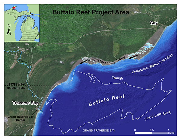 A slow-moving 'disaster' is threatening Lake Superior and