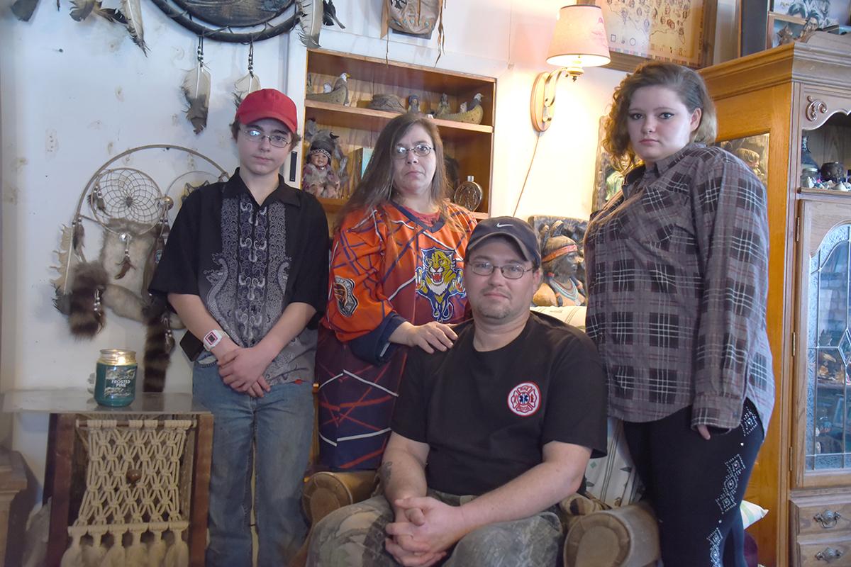 Frohriep family