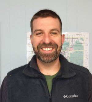 Gladwin Road Commission Manager Dave Pettersch
