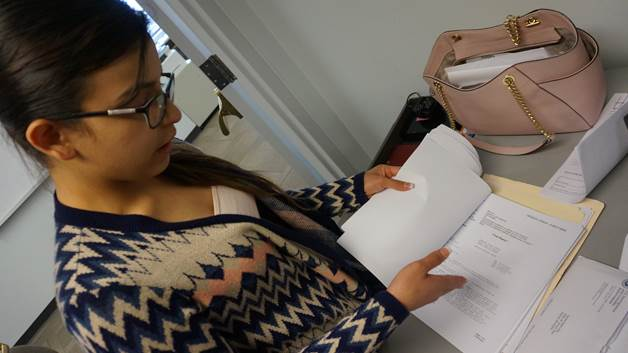maria immigration file