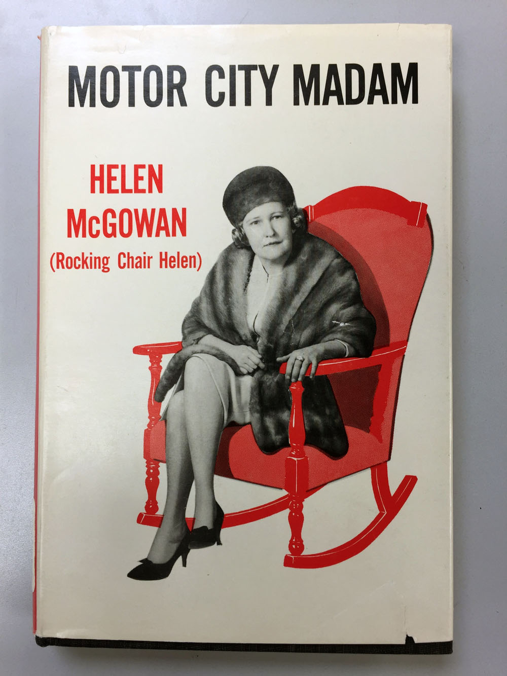 Motor City Madam book