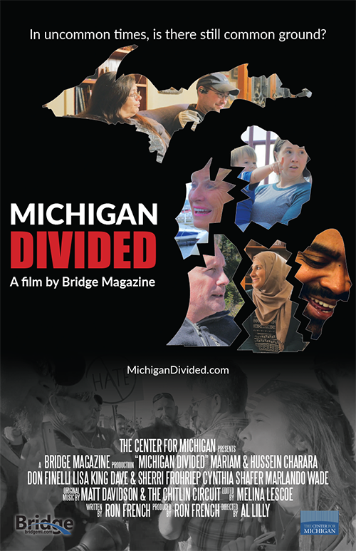 """Michigan Divided"" debuts March 14, 2018"