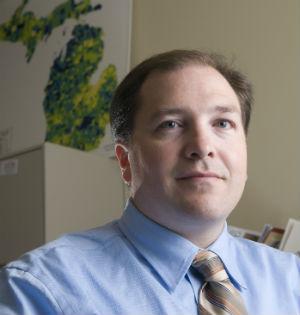MSU economist Eric Scorsone