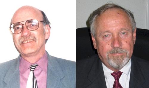 Mark Reinstein and Dohn Hoyle