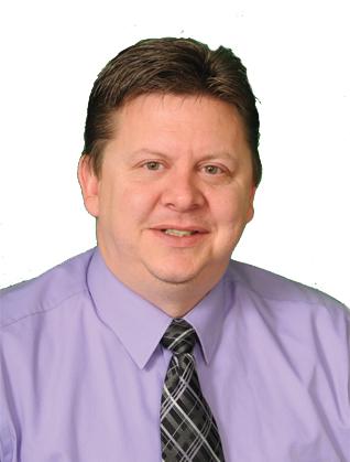 Rogers City City Manager Joe Hefele
