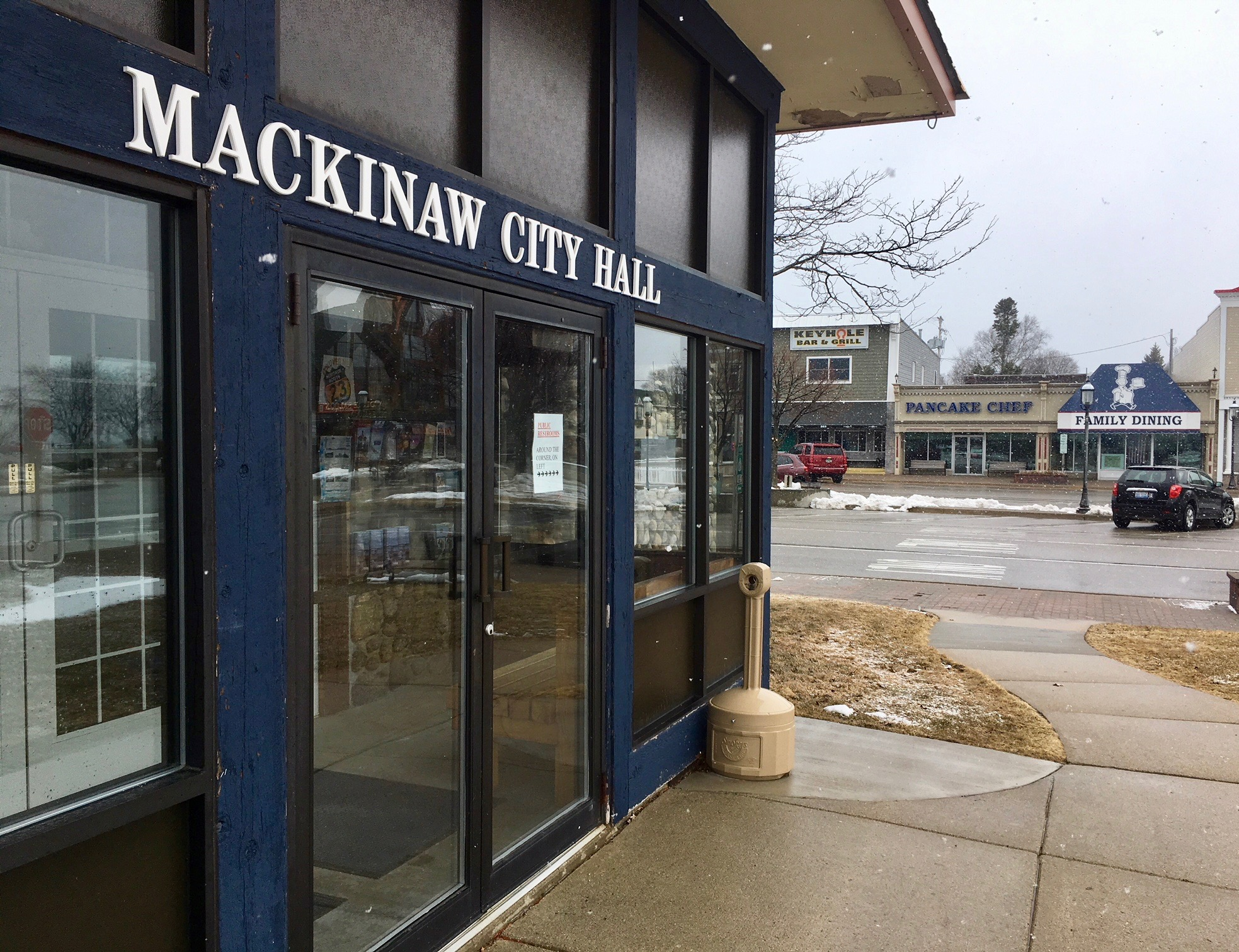Mackinaw City Hall
