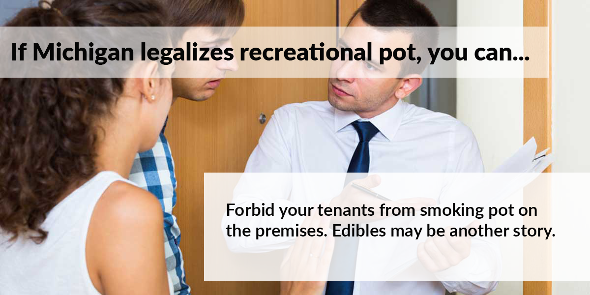 What's legal, and what isn't, under Michigan recreational