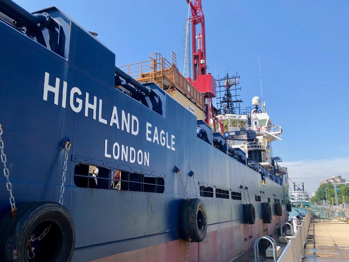 Enbridge begins geological work for Line 5 tunnel, despite