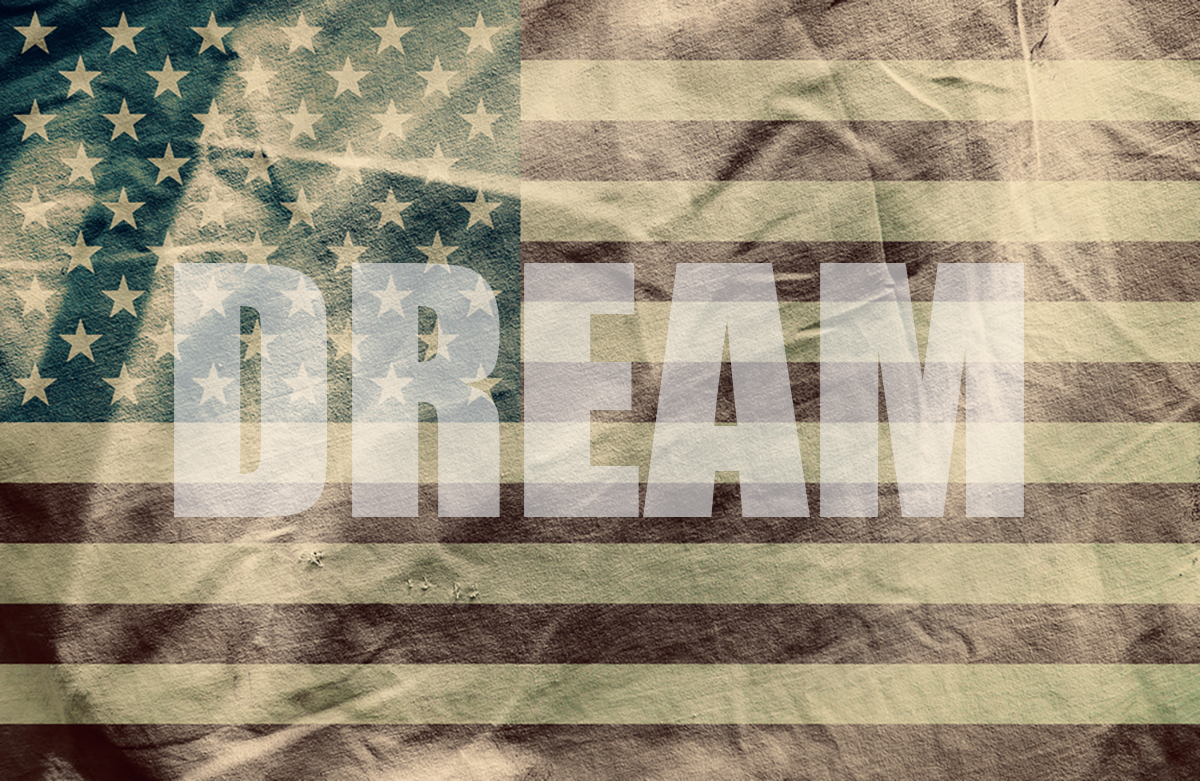 fading american dream