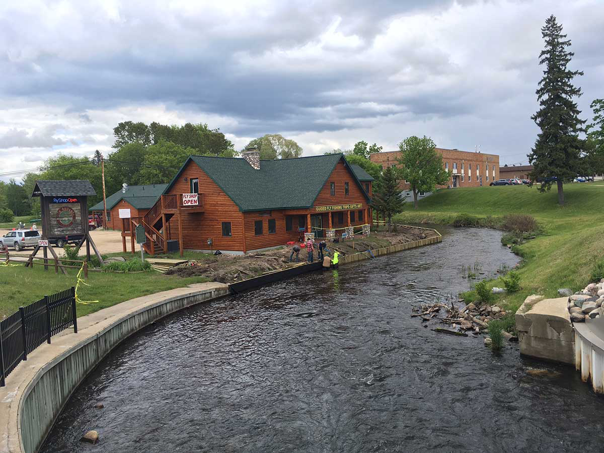 cabin stream