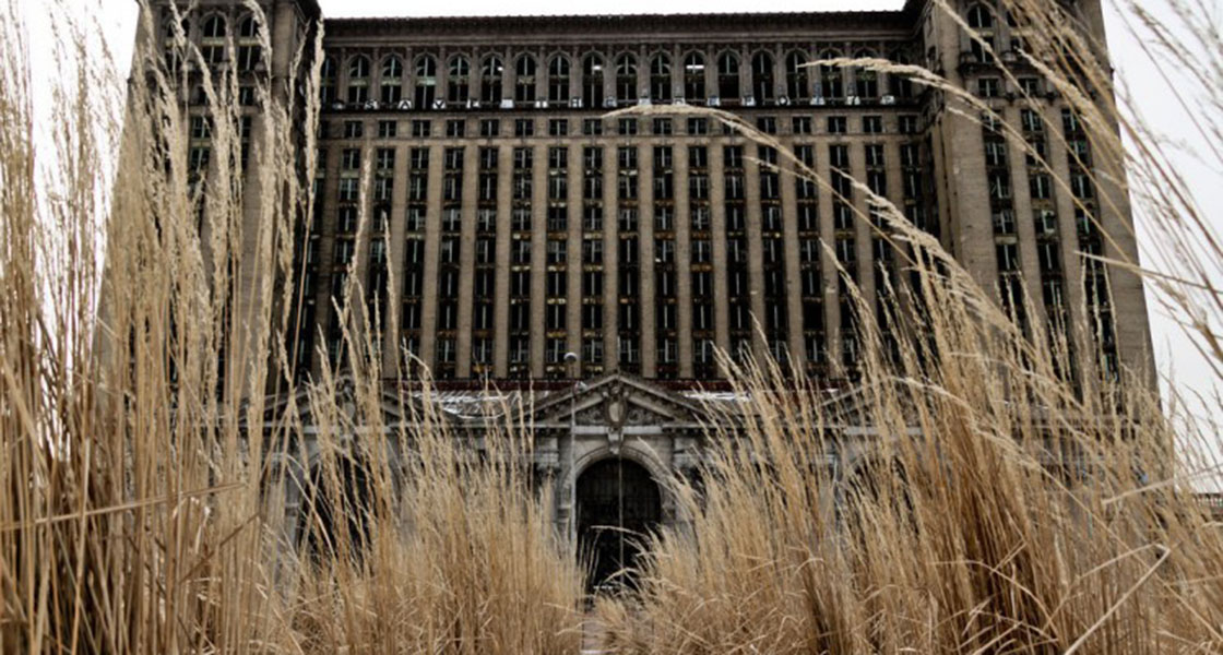 Detroit studies restoring passenger trains to Michigan Central