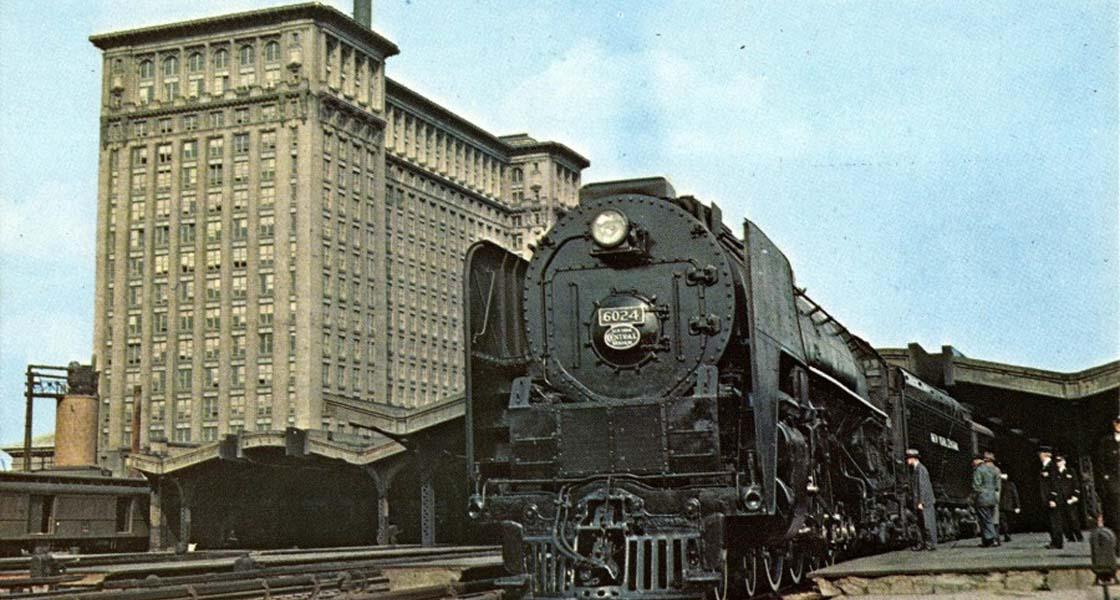 Detroit studies restoring passenger trains to Michigan