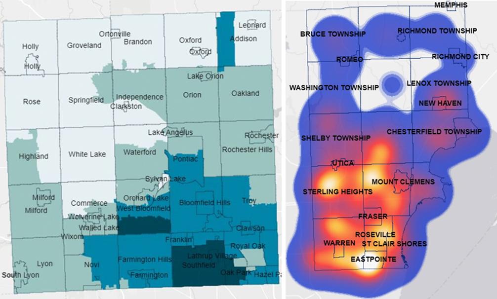 Black Communities Hit Harder By Coronavirus In Michigan Not Just Detroit Bridge Magazine