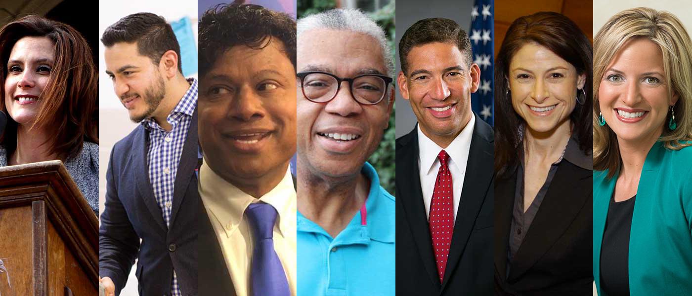 Here S Who Has Endorsed Democratic Candidates For Michigan Governor Attorney General Secretary Of State Bridge Magazine