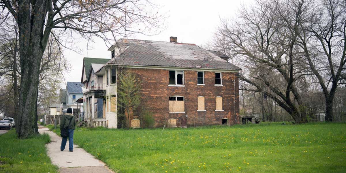 Real Estate Is Hot In Detroit But Its Top Owner The City