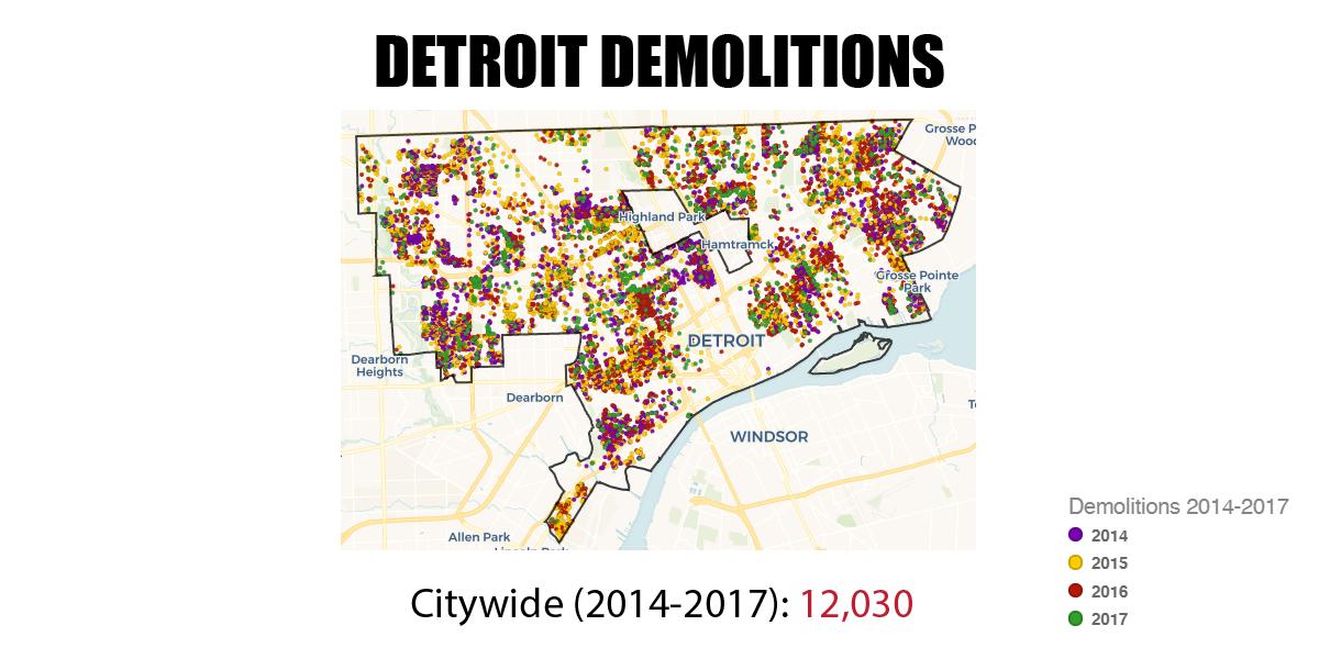 detroit demolitions