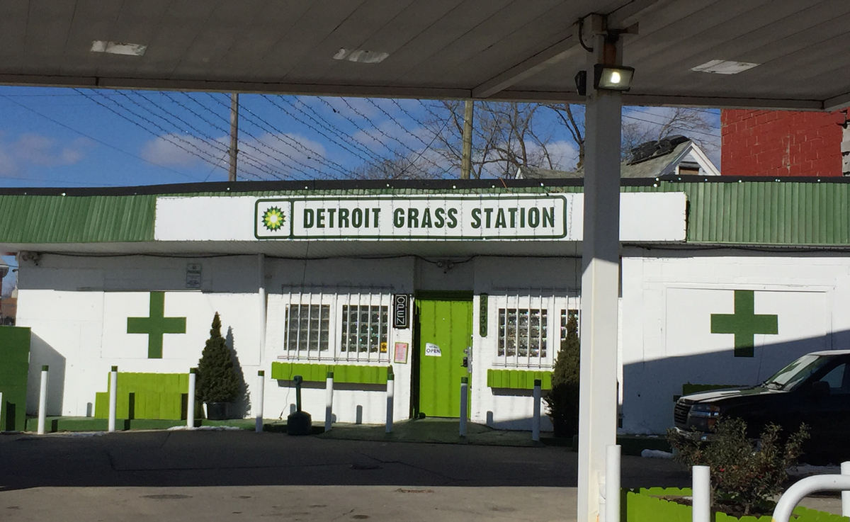 Detroit Grass Station
