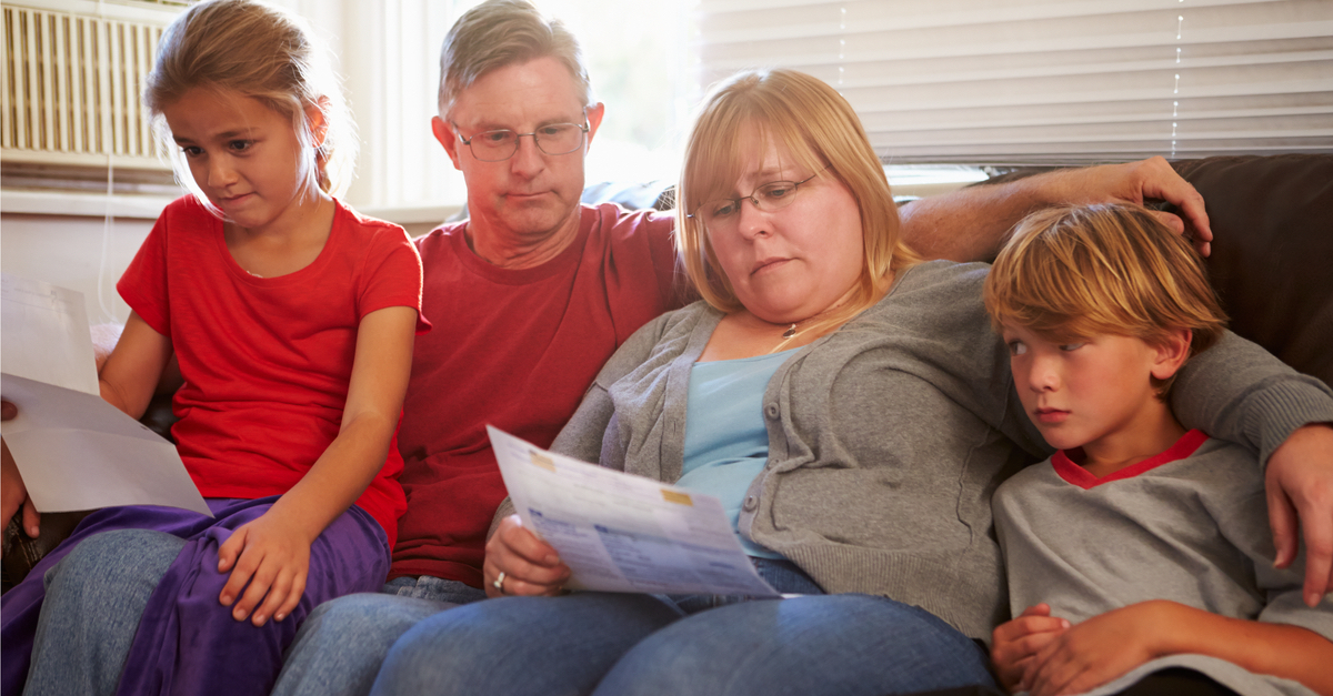 Family poverty
