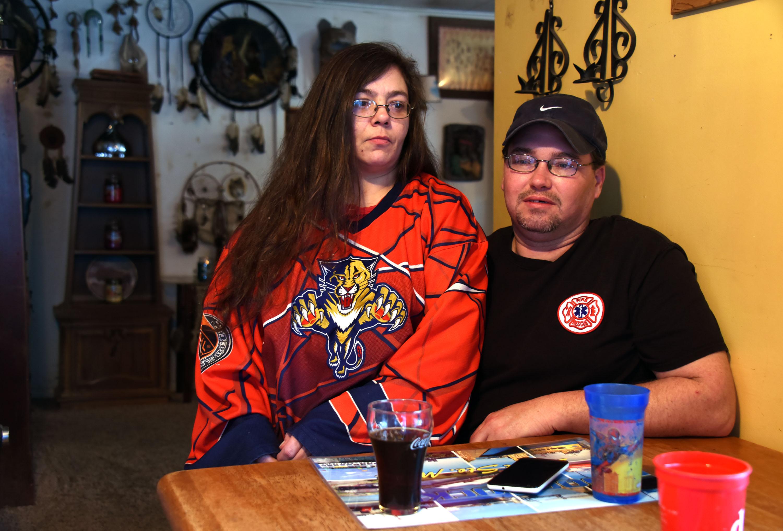 Dave and Sherri Frohriep
