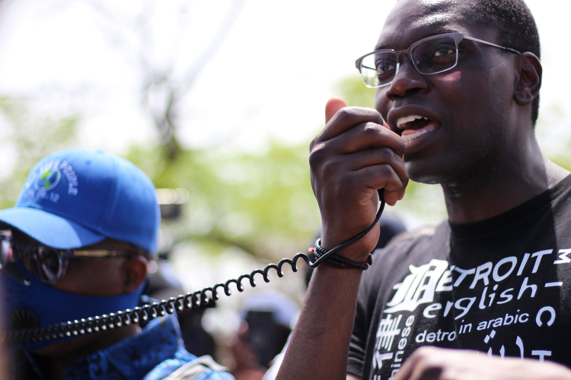 Dehumanized By Police At 16 Garlin Gilchrist Seeks Michigan Reforms Bridge Magazine