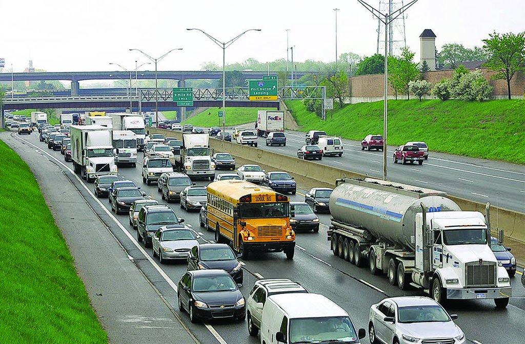 I-75 traffic