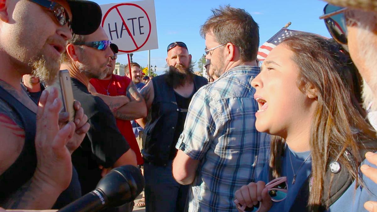 Kalkaska demonstration