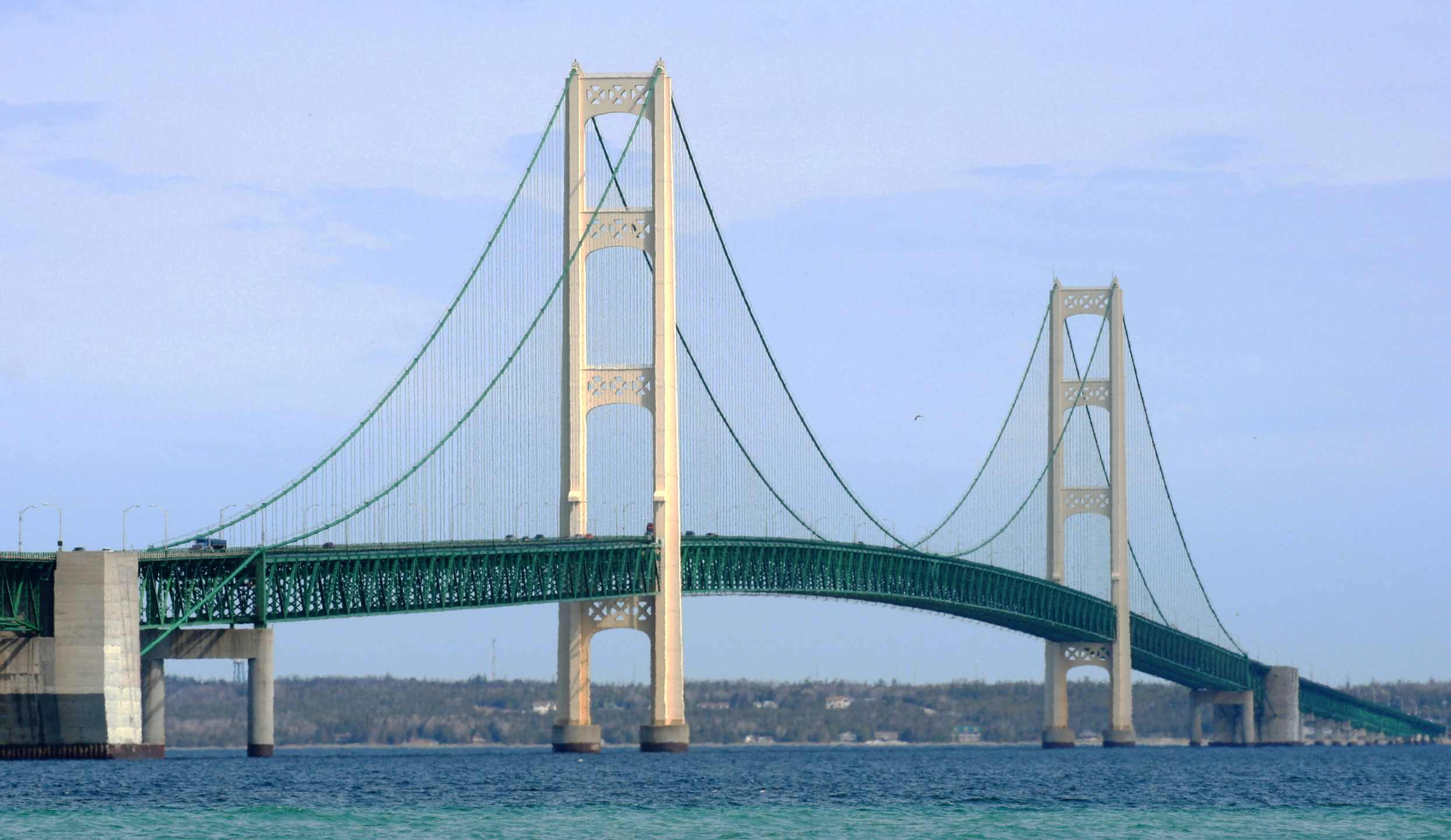 mackinac bridge authority shouldn't oversee line 5 tunnel, michigan