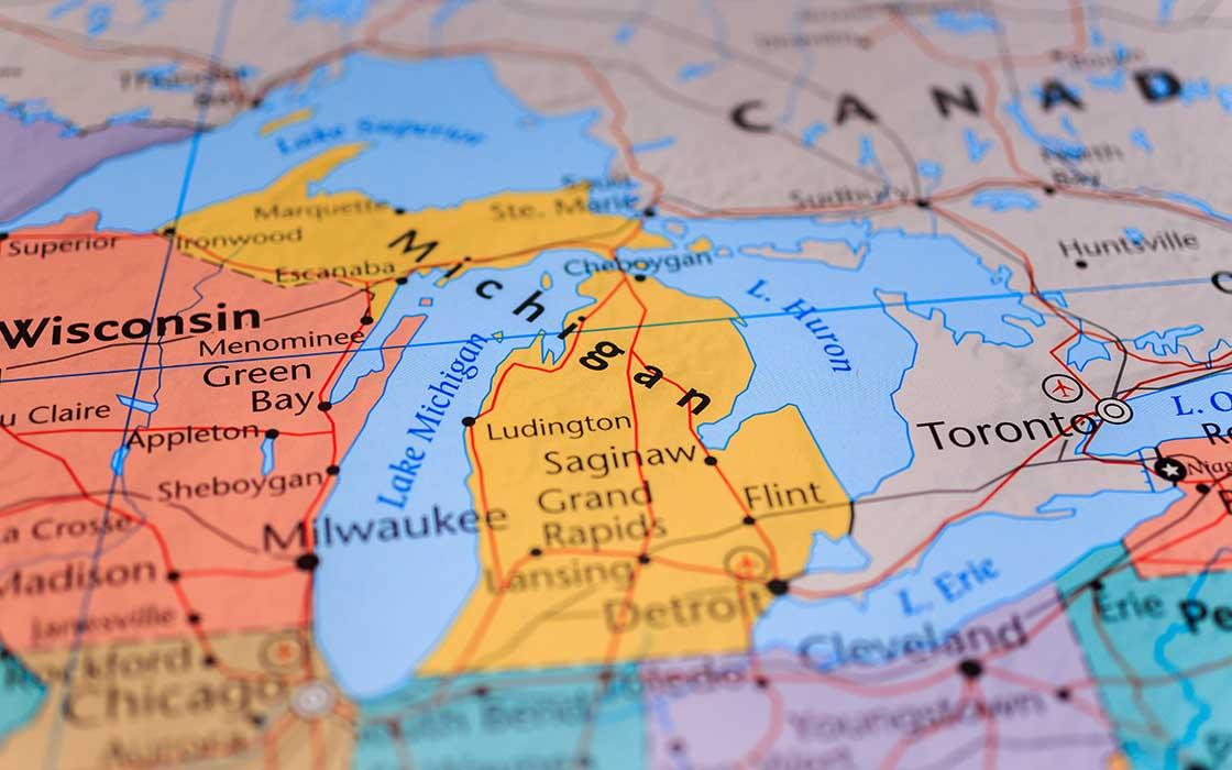 Six Michigan Regions View Politics Far Differently They May Decide Election Bridge Michigan