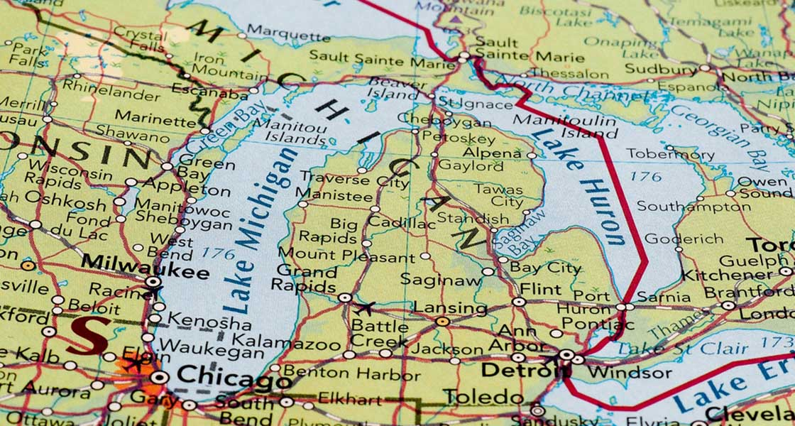 New Emails Show Michigan Gop Used Maps To Consolidate