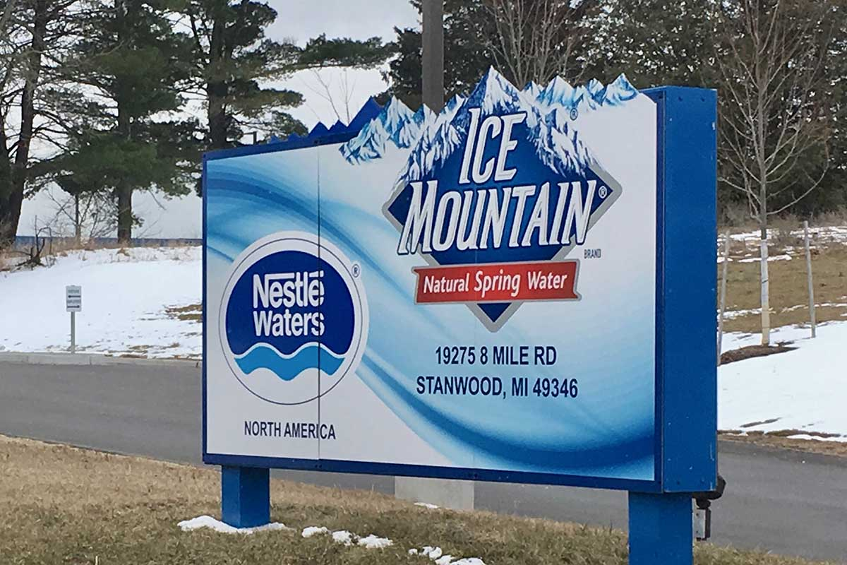 Nestlé to allow feds to monitor water withdrawals in central