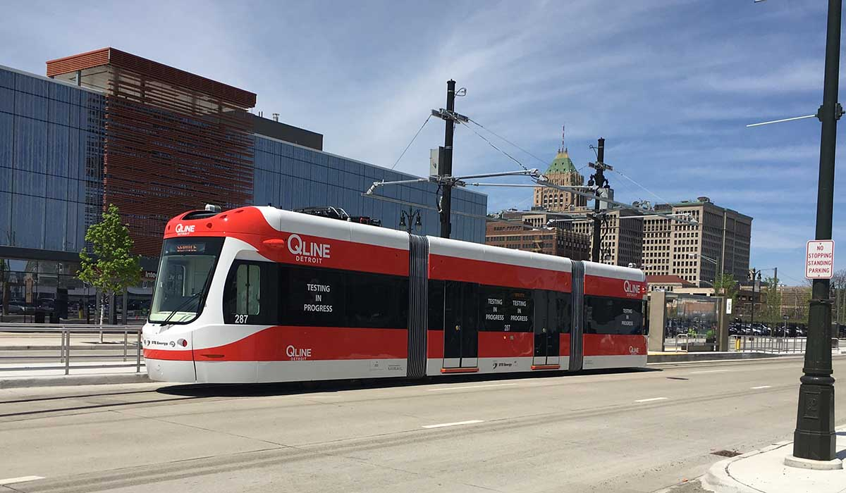 qline on woodward