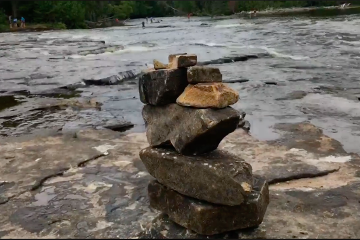 Michigan environment roundup: Rock stacking tourists harm