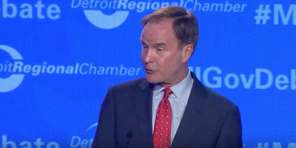 Truth Squad Michigan Democratic Party Attacks Bill Schuette On
