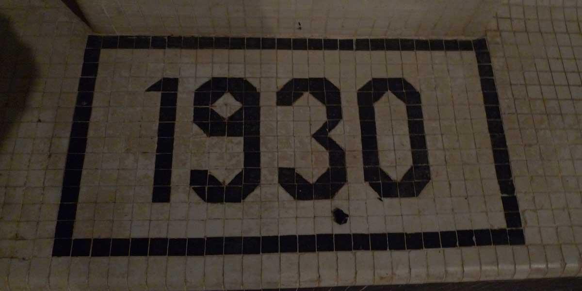 1930 tiles