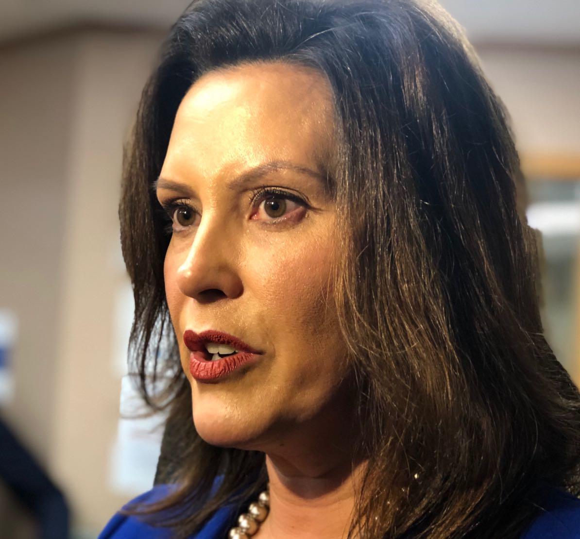 Michigan Gov Gretchen Whitmer To Give Response To Trump S State Of The Union Bridge Magazine