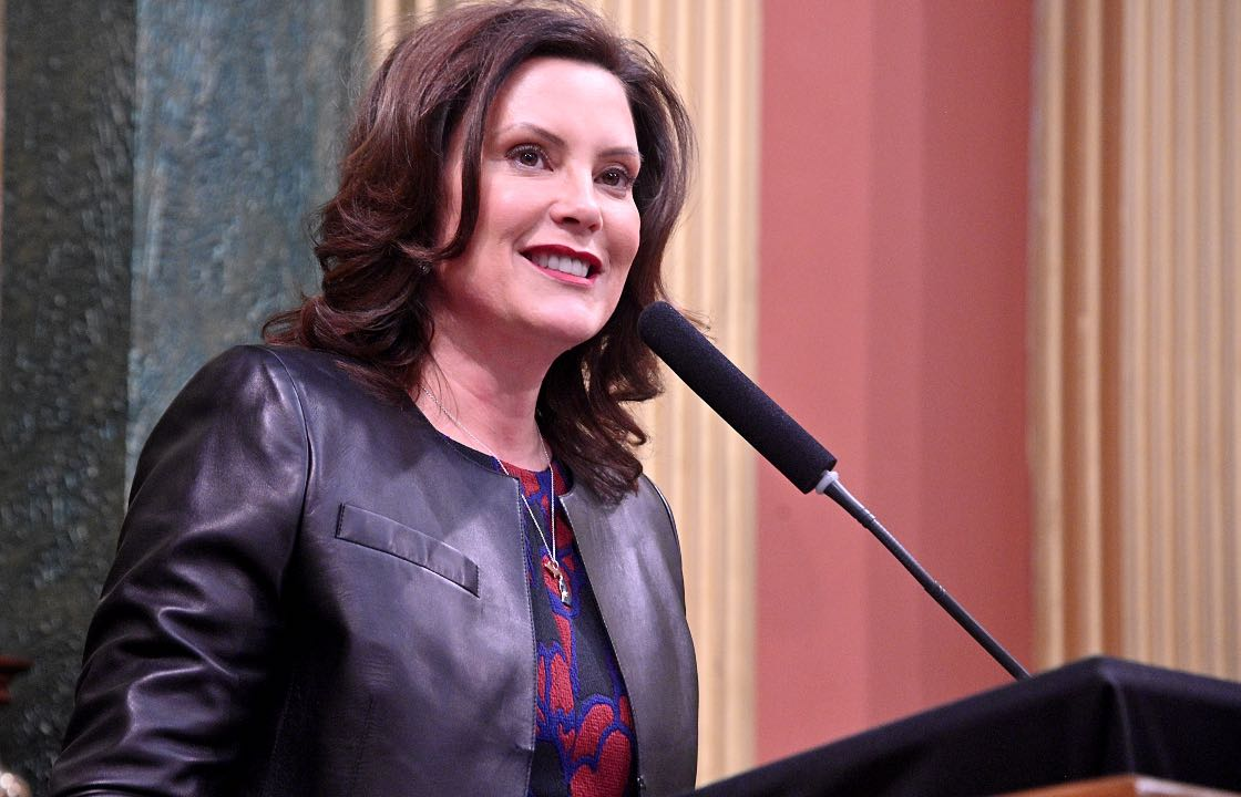 Frustrated Gov Gretchen Whitmer Vows No More Games With Gop On Fixing Michigan Bridge Magazine