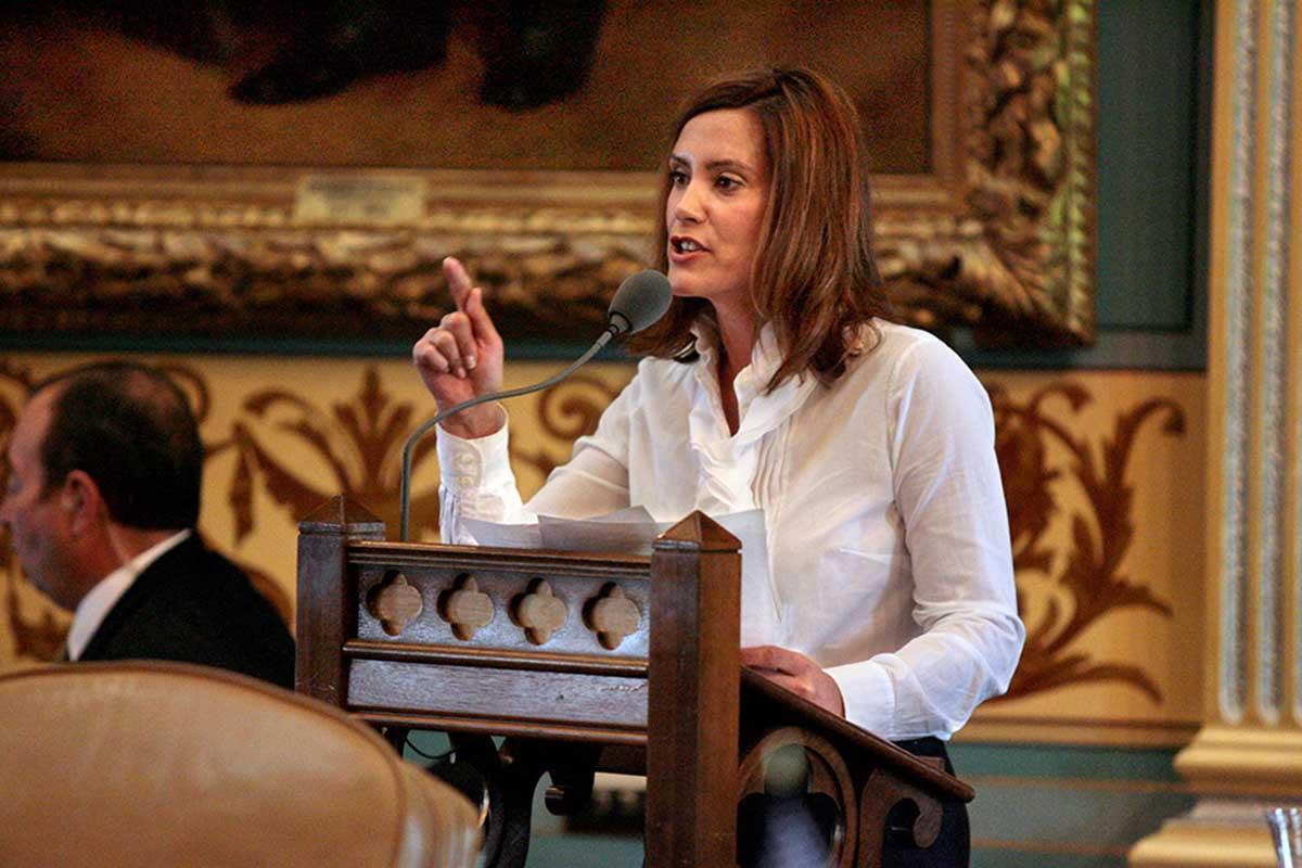 If Biden Taps Gretchen Whitmer As Vp What Happens To Michigan Government Bridge Michigan