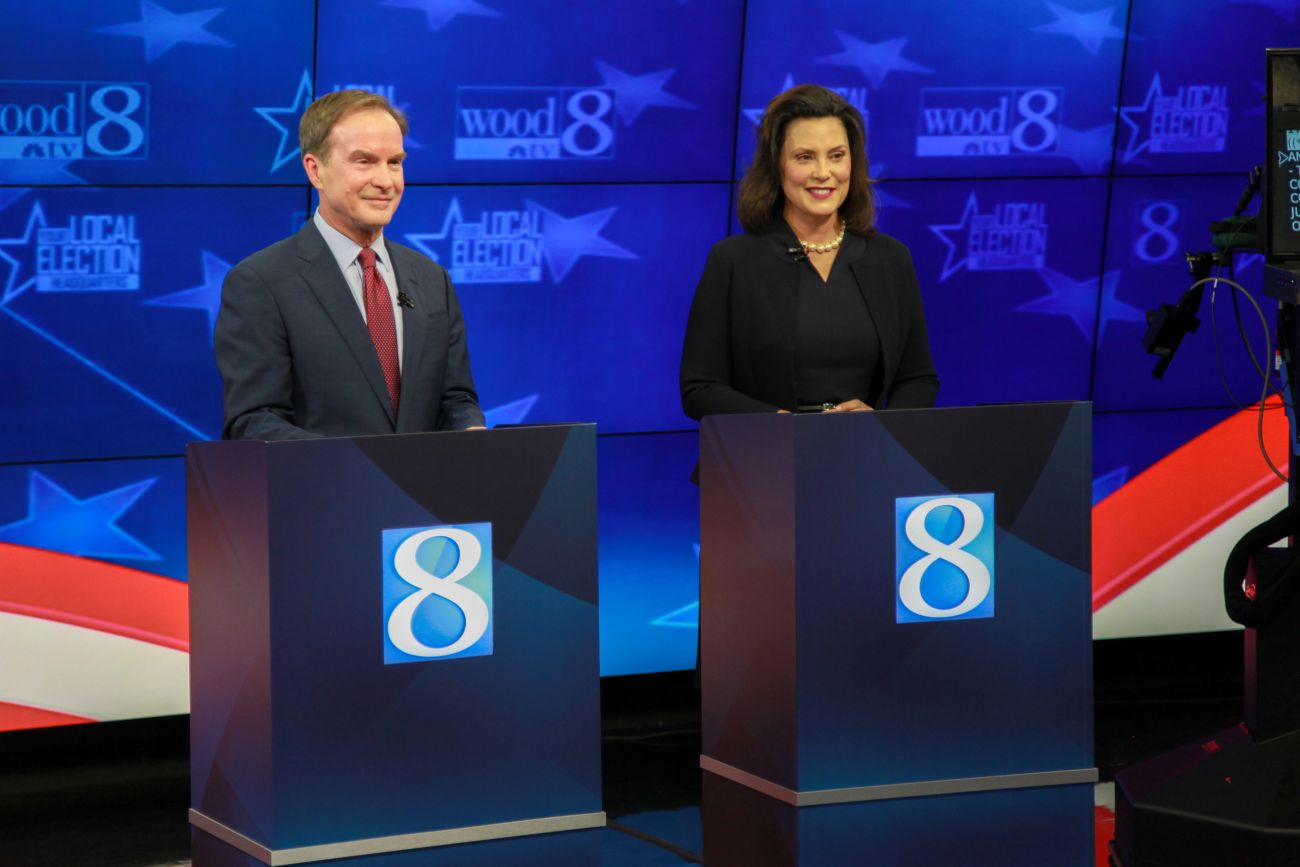 Schuette and Whitmer