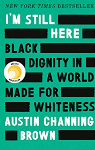 Austin Channing Brown book cover