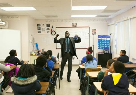 A family run Detroit charter leads among elementary, middle schools