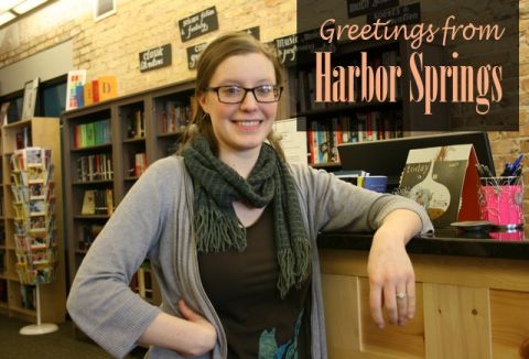 Postcards from paradise: A daughter of Petoskey finds homecoming a real page-turner