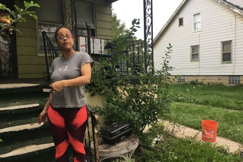 In Detroit, surviving without running water has become a way of life