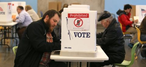 Liberal super PAC sues Michigan over voting restrictions