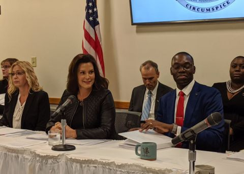 Gov. Gretchen Whitmer targets rural Michigan in bid to sway GOP on budgets