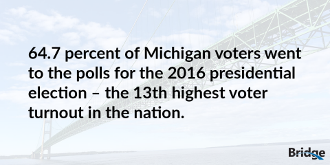 SLIDESHOW: Michigan Government Facts