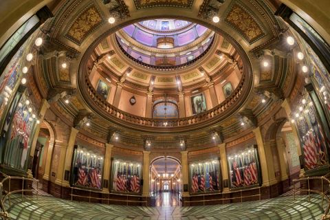 Despite low trust of gov't, Michigan legislators have done little to change