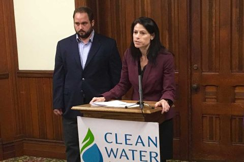 Gretchen Whitmer and Dana Nessel vowed to shut Line 5. Now's their chance